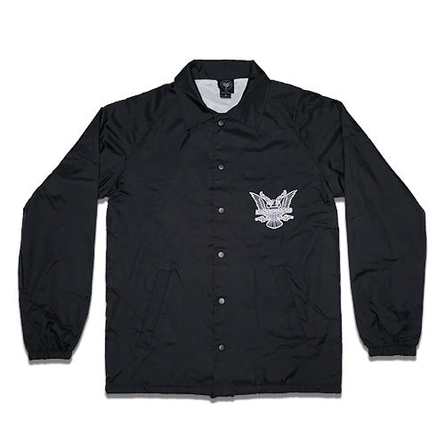 DIPSET U.S.A. コーチジャケット -REFLECTIVE EAGLE COACH JACKET / BLACK-
