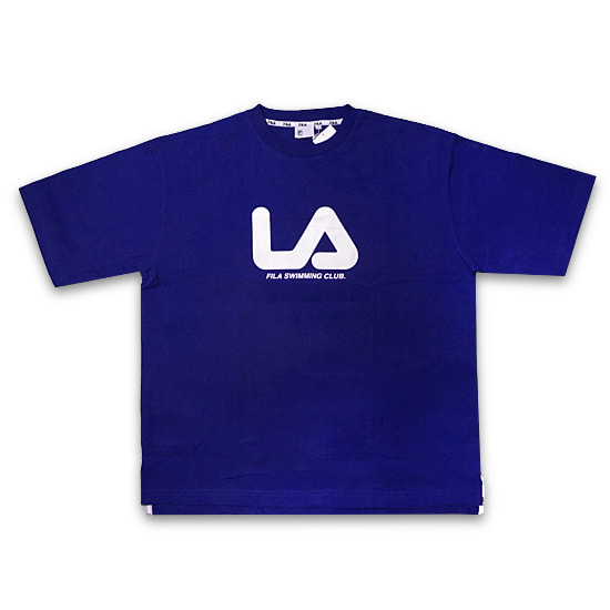 FILA Tシャツ - HALF SLEEVE TEE SHIRT / SURF THE WEB -