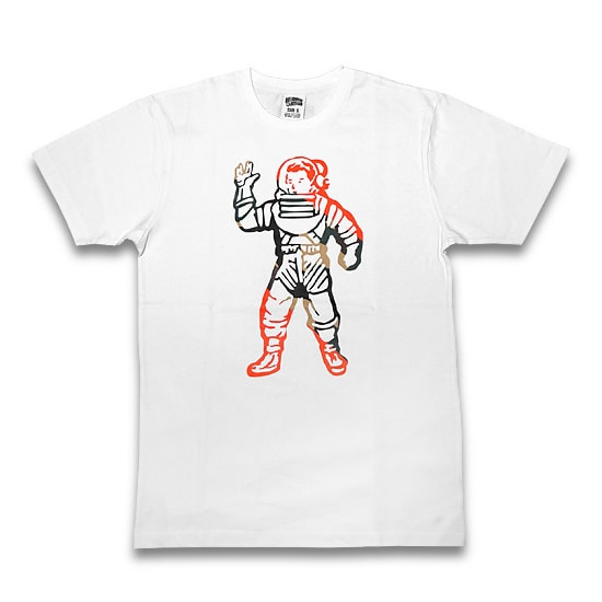 BILLIONAIRE BOYS CLUB Tシャツ -BB ASTRO T-SHIRTS / WHITE-