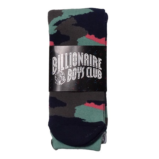 BILLIONAIRE BOYS CLUB ソックス -BB CAMO KNIT SOCK-