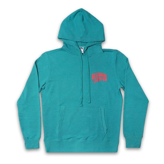 BILLIONAIRE BOYS CLUB パーカー -BB ARCH PULLOVER HOODED SWEATSHIRT / BALTIC -