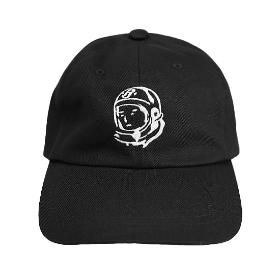 BILLIONAIRE BOYS CLUB スナップバック -HELMET STRAPBACK HAT / BLACK-