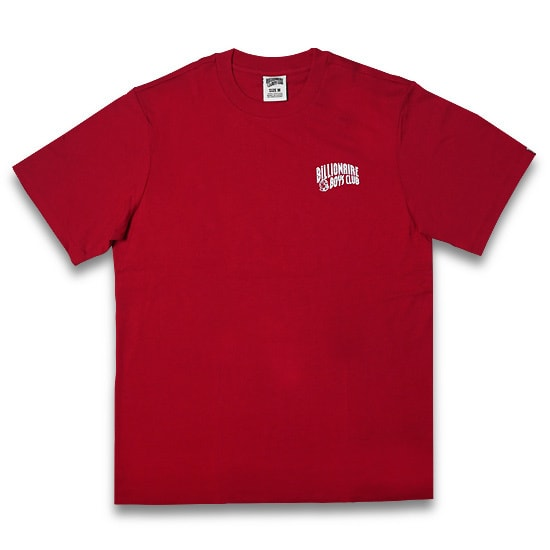 BILLIONAIRE BOYS CLUB Tシャツ-PAISLEY ARCH T-SHIRT / RED -