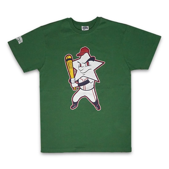BILLIONAIRE BOYS CLUB Tシャツ -BB MR STAR T-SHIRT / JUNIPER GREEN-