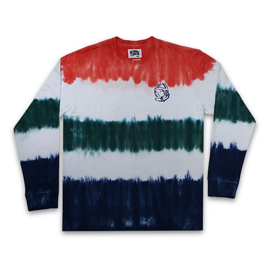 BILLIONAIRE BOYS CLUB ロンT - BB SCRIPT L/S T-SHIRT / WHITE -