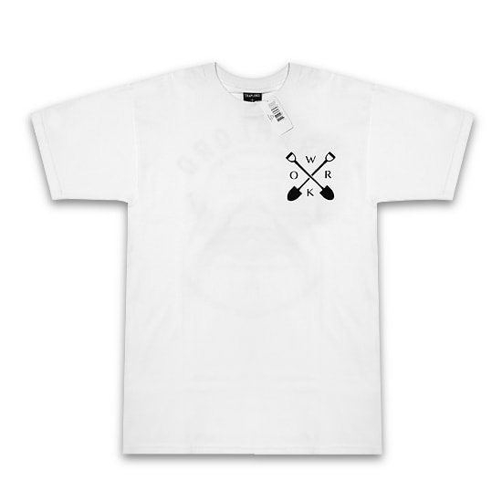TRAP LORD Tシャツ- WHITE -