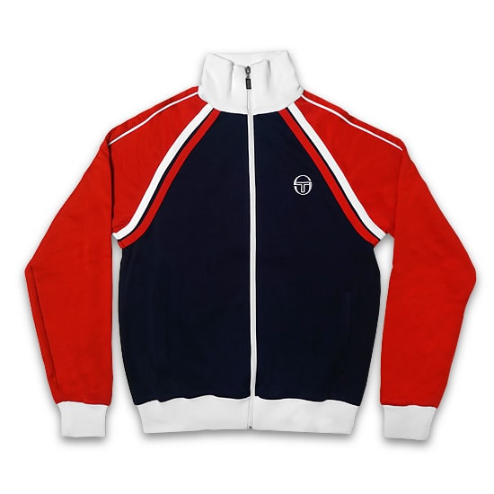 SERGIO TACCHINI ジャケット -GHIBLI TRACKTOP ARCHIVIO / NAVY / RED-