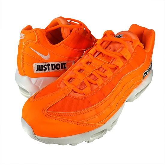 AIR MAX 95 SE -TOTAL ORANGE/WHITE-BLACK-