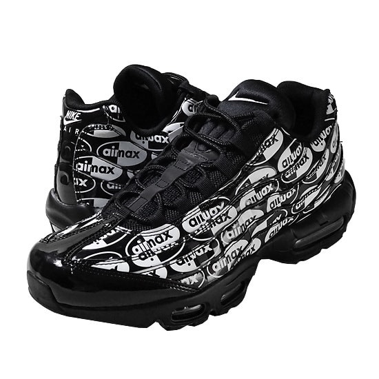 AIR MAX 95 PREMIUM -BLACK/BLACK-WHITE-