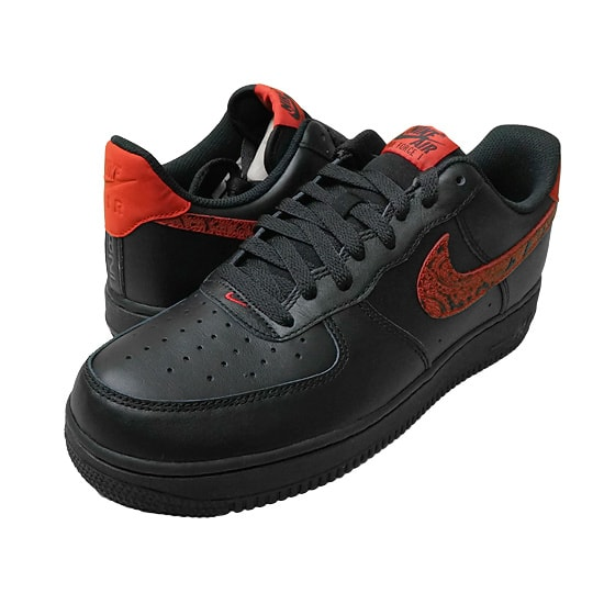 AIR FORCE 1 '07 F - BLACK -
