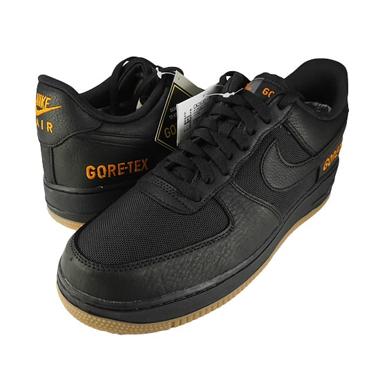 AIR FORCE 1 GTX - BLACK -