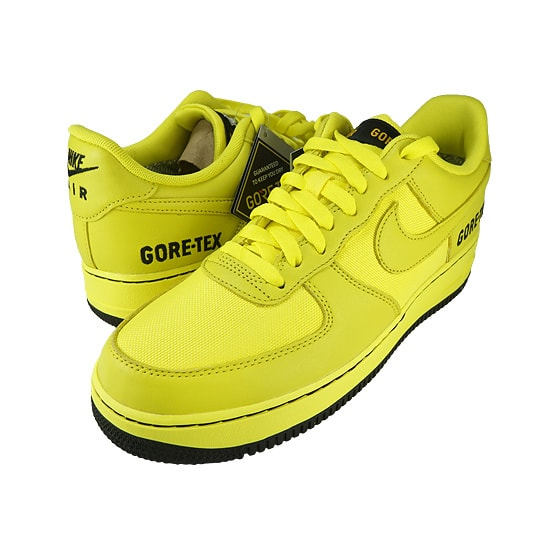 AIR FORCE 1 GTX - DYNAMIC YELLOW -