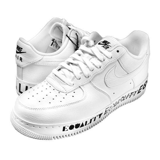 NIKE AIR FORCE 1 CMFT EQUALITY