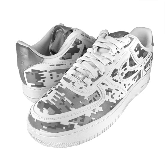AIR FORCE 1 PREMIUM '08 QS -DIGITAL CAMO-