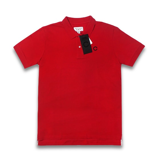 Crooks & Castles ポロシャツ - RED -