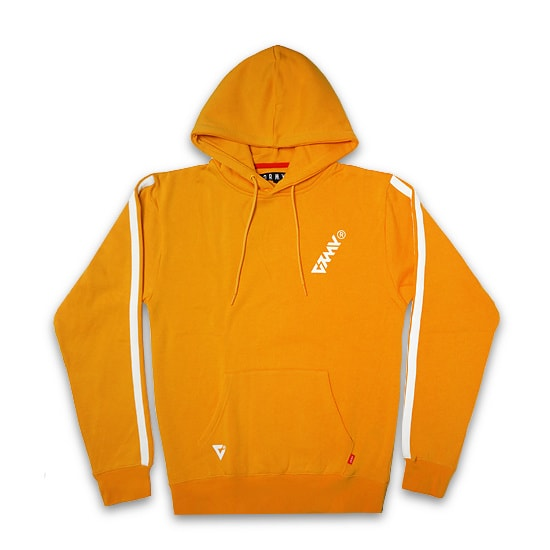 GRMY パーカー -SMOOTH ECSTASY HOODIE / MUSTARD-